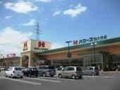ザ・ダイソーハローズ西大寺店(電気量販店/ホームセンター)まで1979m