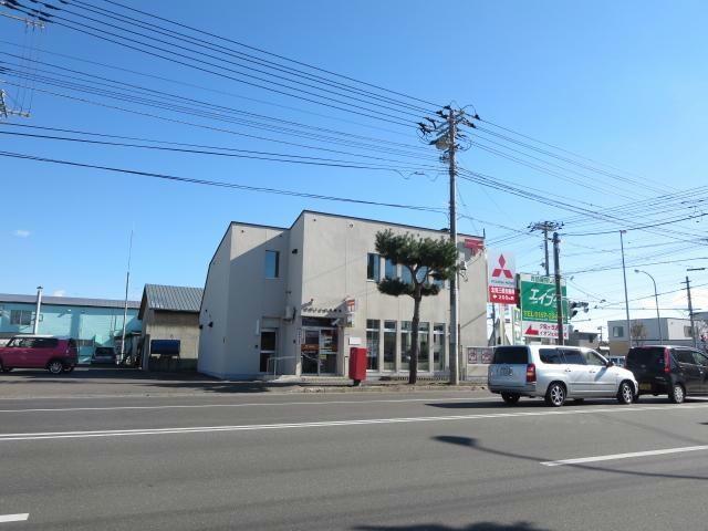 北見とん田郵便局(郵便局)まで886m