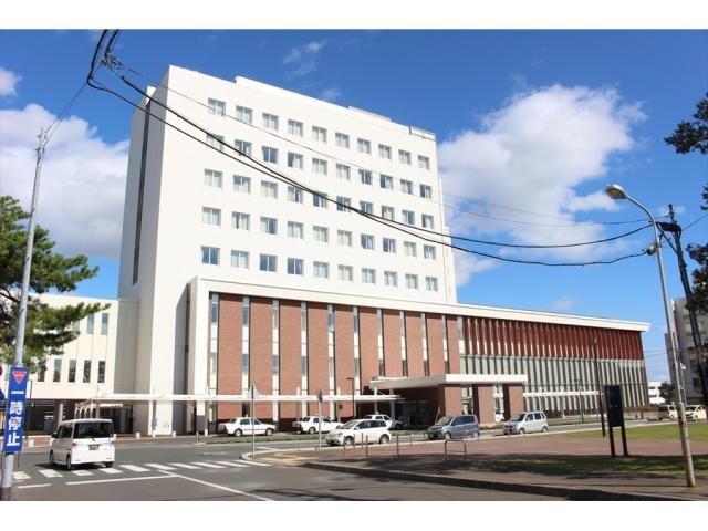 日本赤十字社北見赤十字病院(病院)まで734m