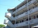 熊本市電A系統<熊本市交通局>/味噌天神前駅 徒歩8分 3階 築31年の外観