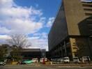 岡山市役所(役所)まで400m