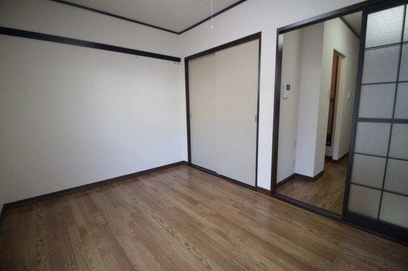 同物件別部屋の写真です
