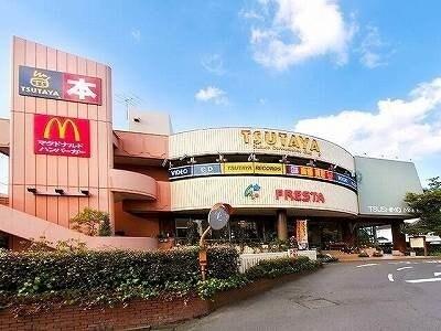 ツシマモール(ショッピングセンター/アウトレットモール)まで1678m