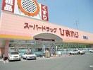 スーパードラッグひまわり下中野店(ドラッグストア)まで244m