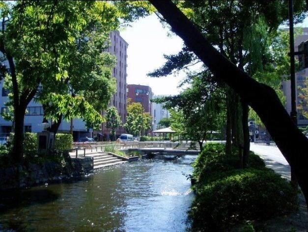 西川緑道公園(公園)まで459m