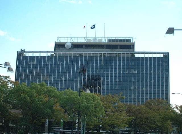 岡山市役所(役所)まで947m