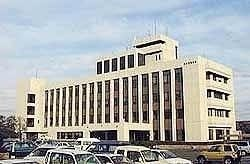 岡山中央警察署(警察署/交番)まで1220m