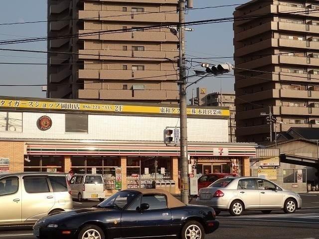 セブンイレブン岡山東古松2丁目店(コンビニ)まで205m