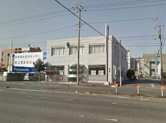 中国銀行東古松支店(銀行)まで633m