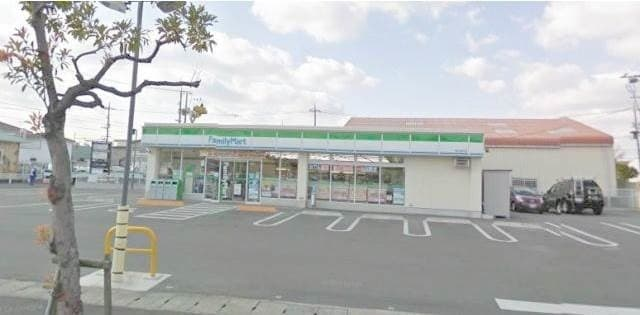 ファミリーマート岡山辰巳店(コンビニ)まで331m