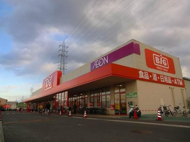 ザ・ビッグ奥田南店(ショッピングセンター/アウトレットモール)まで536m
