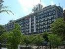岡山県庁(役所)まで707m