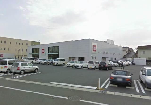 ユニクロ岡山十日市店(ショッピングセンター/アウトレットモール)まで1276m
