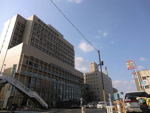 社会医療法人社団十全会心臓病センター榊原病院(病院)まで1853m