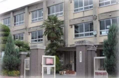 岡山市立鹿田小学校(小学校)まで494m