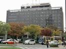 岡山市役所北区役所北区中央福祉事務所地域こども相談センター(役所)まで405m