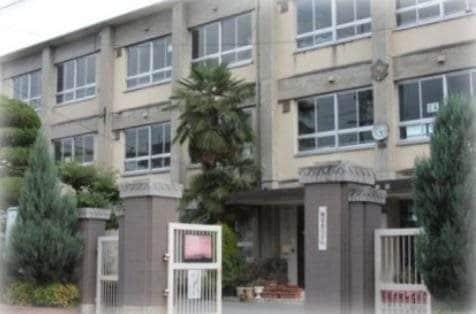 岡山市立鹿田小学校(小学校)まで1062m