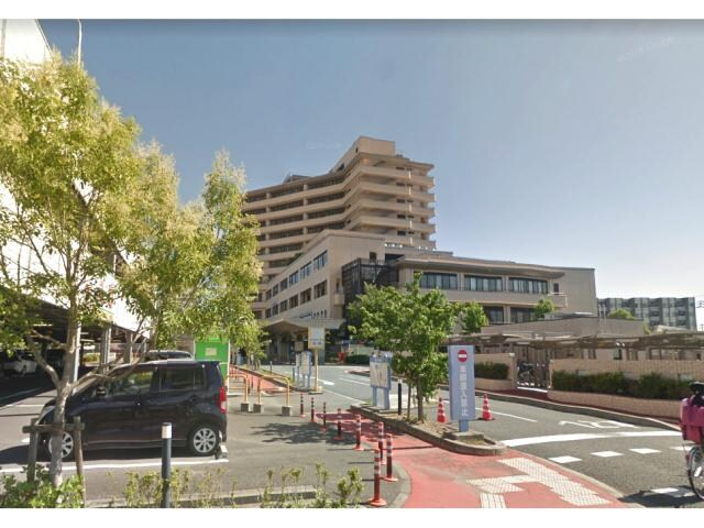 徳島市民病院(病院)まで1241m※徳島市民病院