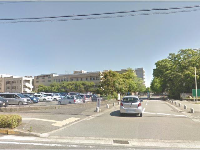 国立徳島大学総合科学部(大学/短大/専門学校)まで1207m