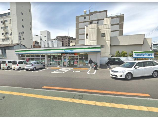 ファミリーマート富田橋一丁目店(コンビニ)まで571m