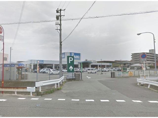 DCMダイキ万代店(電気量販店/ホームセンター)まで1201m