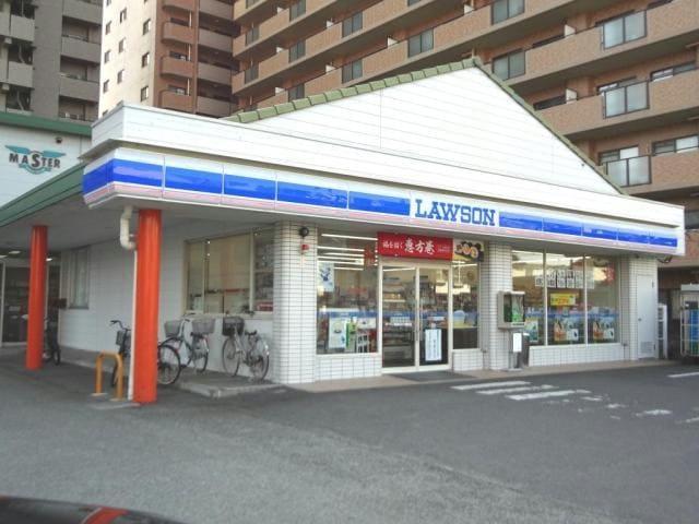 ローソン徳島佐古六番町店(コンビニ)まで252m