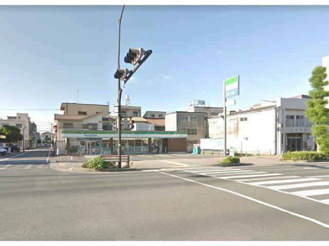 ファミリーマート佐古四番町店(コンビニ)まで486m