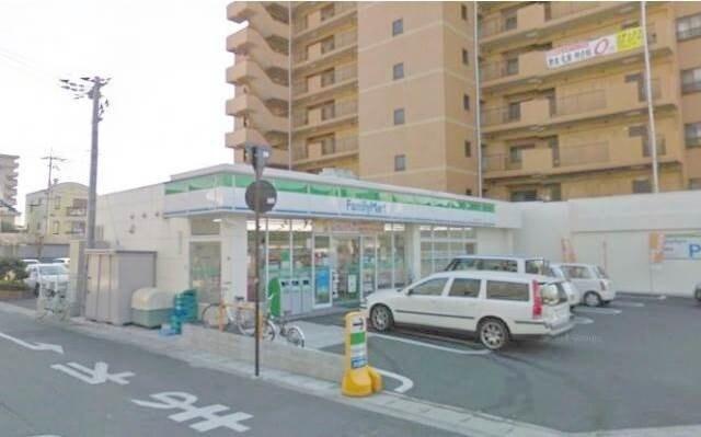 ファミリーマート野田一丁目店(コンビニ)まで376m