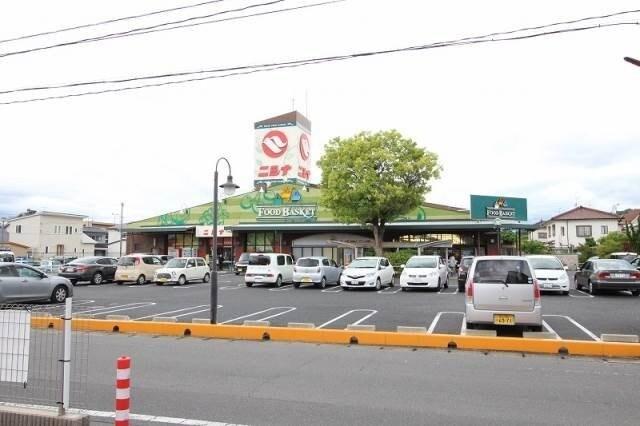 ニシナフードバスケット三門店(スーパー)まで727m