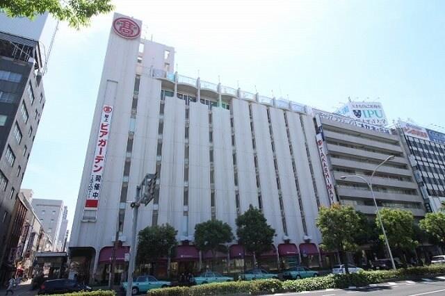 高島屋岡山店(ショッピングセンター/アウトレットモール)まで606m