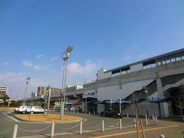 岡山大学病院(病院)まで1082m