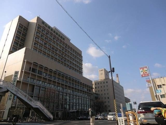 岡山済生会総合病院(病院)まで1619m