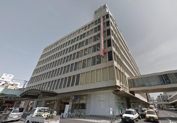 天満屋岡山店(ショッピングセンター/アウトレットモール)まで579m