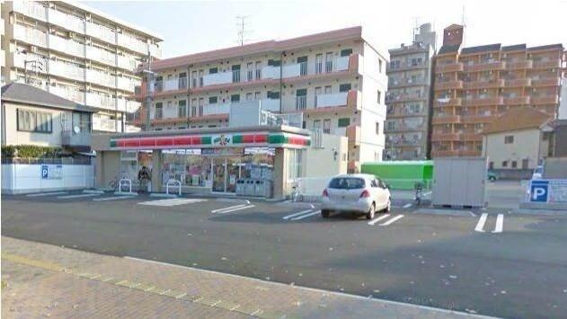 サンクス岡山南中央町店(コンビニ)まで107m