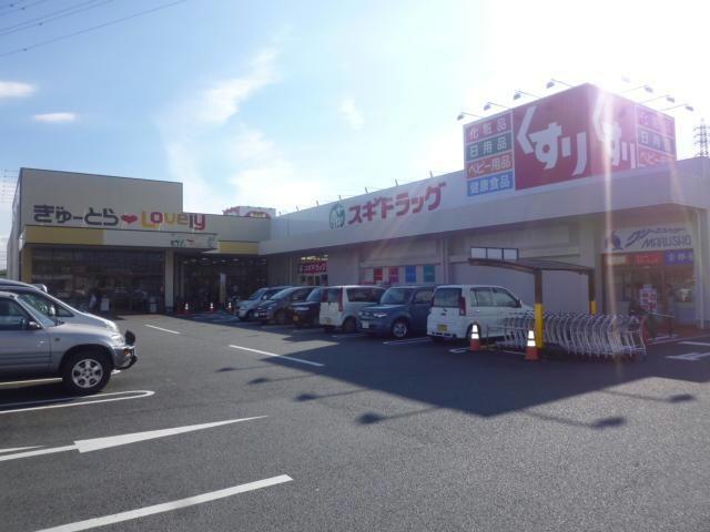スギドラッグ津神戸店(ドラッグストア)まで802m