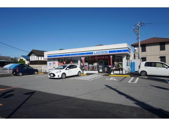 ローソン多功店(コンビニ)まで378m