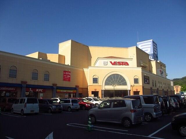 フジグラン東広島店(ショッピングセンター/アウトレットモール)まで2600m