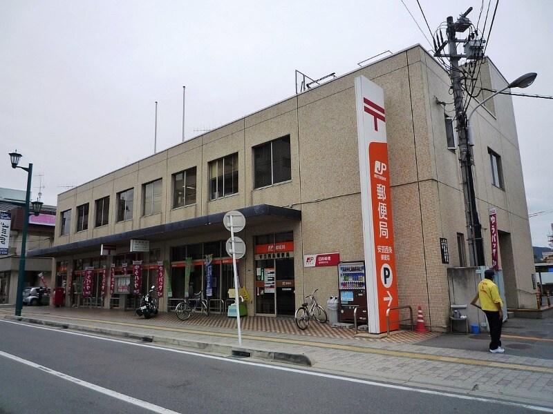 安芸西条郵便局集荷(郵便局)まで953m