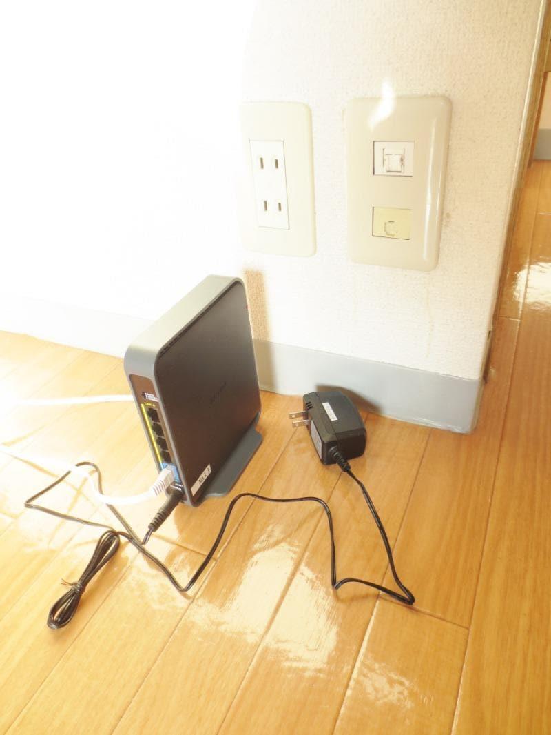 インターネット設備