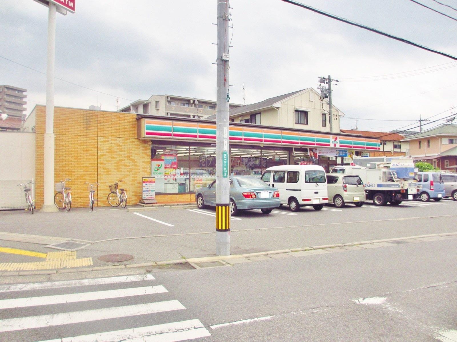 セブン-イレブン 東広島西条中央店(コンビニ)まで281m