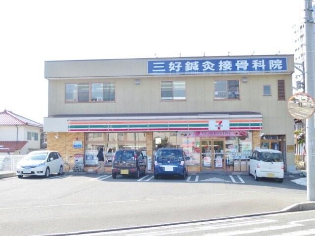 セブンイレブン 東広島西条西本町店(コンビニ)まで595m