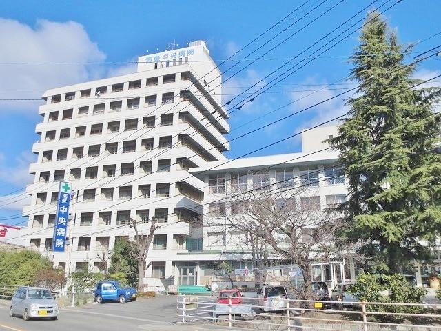 西条中央病院(病院)まで851m