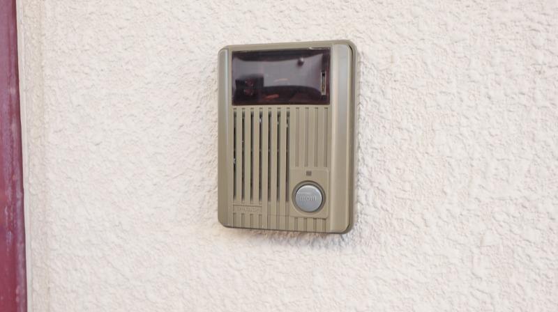 TVモニターホン(室外)