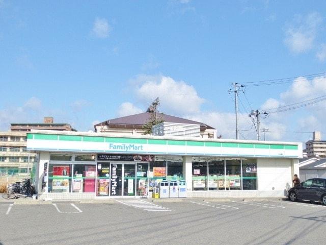 ファミリーマート 西条東店(コンビニ)まで491m