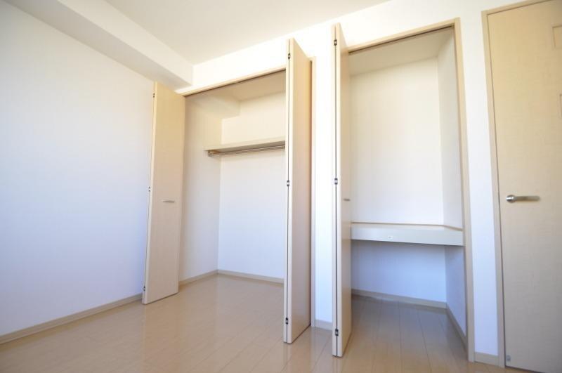 居室1 収納
