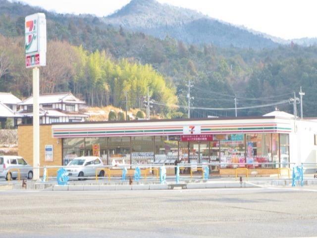セブン-イレブン東広島土与丸橋店(コンビニ)まで814m