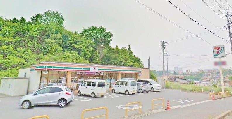 セブン-イレブン 東広島八本松米満店(コンビニ)まで418m