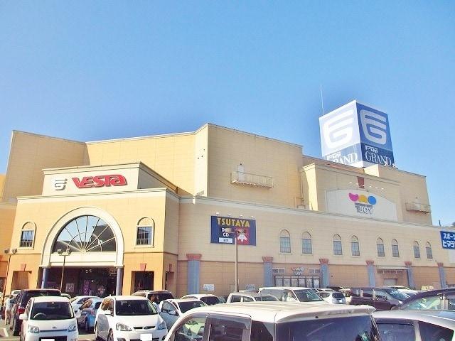 フジグラン 東広島店(ショッピングセンター/アウトレットモール)まで2600m