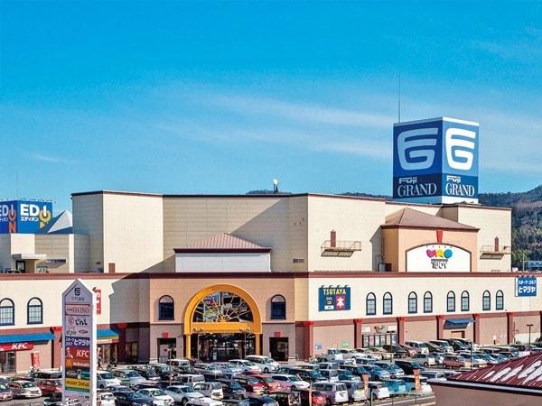 フジグラン 東広島(ショッピングセンター/アウトレットモール)まで1390m