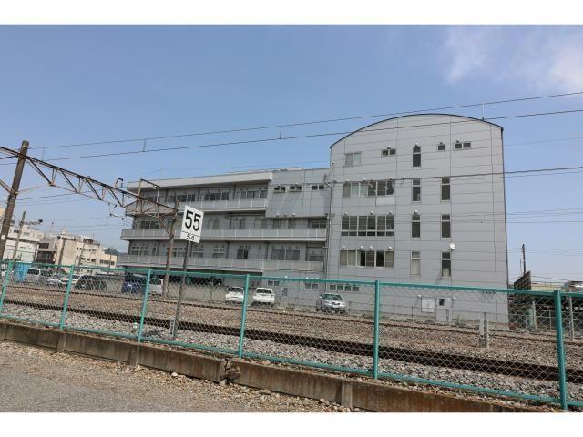 長崎病院(病院)まで962m※渡良瀬川反対側にも、病院があります。